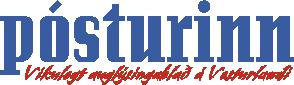 Pósturinn Logo